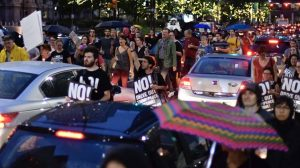 Protests Erupt Nationwide After White Supremacist Rally and Murder of Heather Heyer in Charlottesville