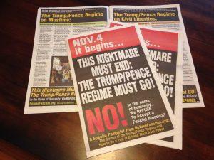 November 4 pamphlet