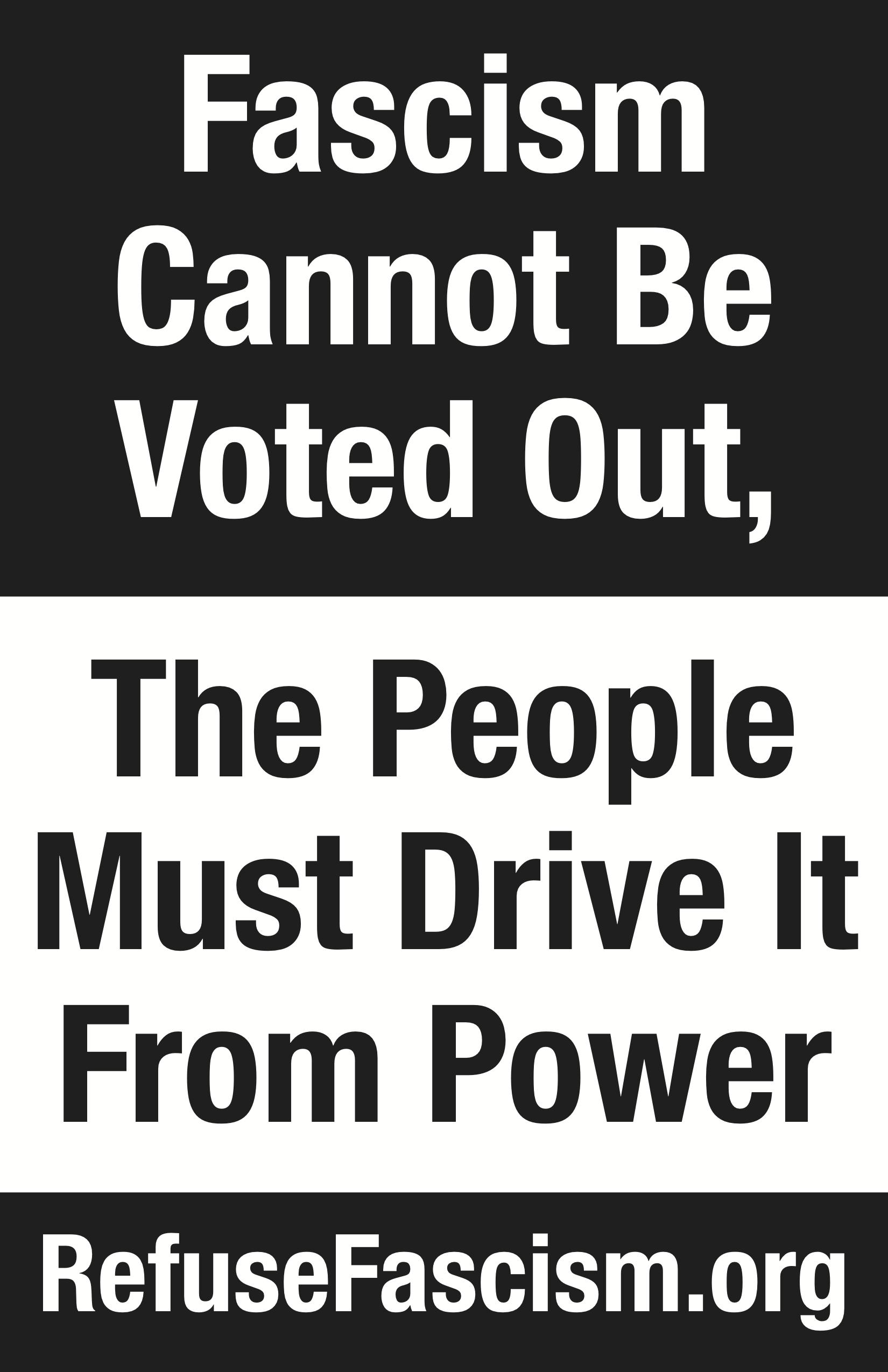 https://refusefascism.org/wp-content/uploads/2019/01/Fascism-Cannot-194x300.png