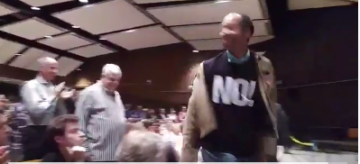 """Congressional Town Hall in NYC: """"Stand Up and Call Them What They Are!"""""""
