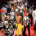 "Raury at Mens' Fashion Week: ""PROTEST"""