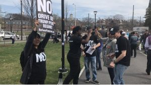 Boston/Cambridge: Students Saying NO! to Fascism