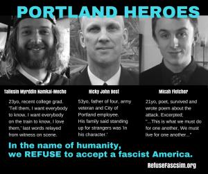 Taliesin Myrddin Namkai Meche, Ricky John Best, and Micah Fletcher are HEROES!