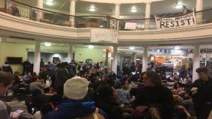 Feb 1 - 70 Ohio University Students Arrested Demanding the School be a Sanctuary Campus