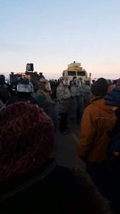 Over 70 Arrests in Government Assault on Water Protectors at Standing Rock