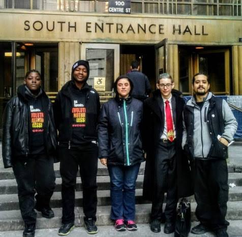 Monday, March 27: Drop All Charges Against the Stonewall 4!