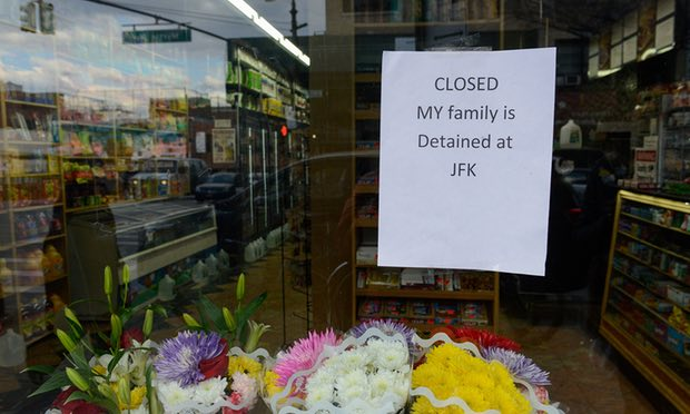 Courageous One Day Strike of Yemeni-owned Bodegas in NYC